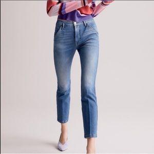 FRAME denim le slender thistle jean